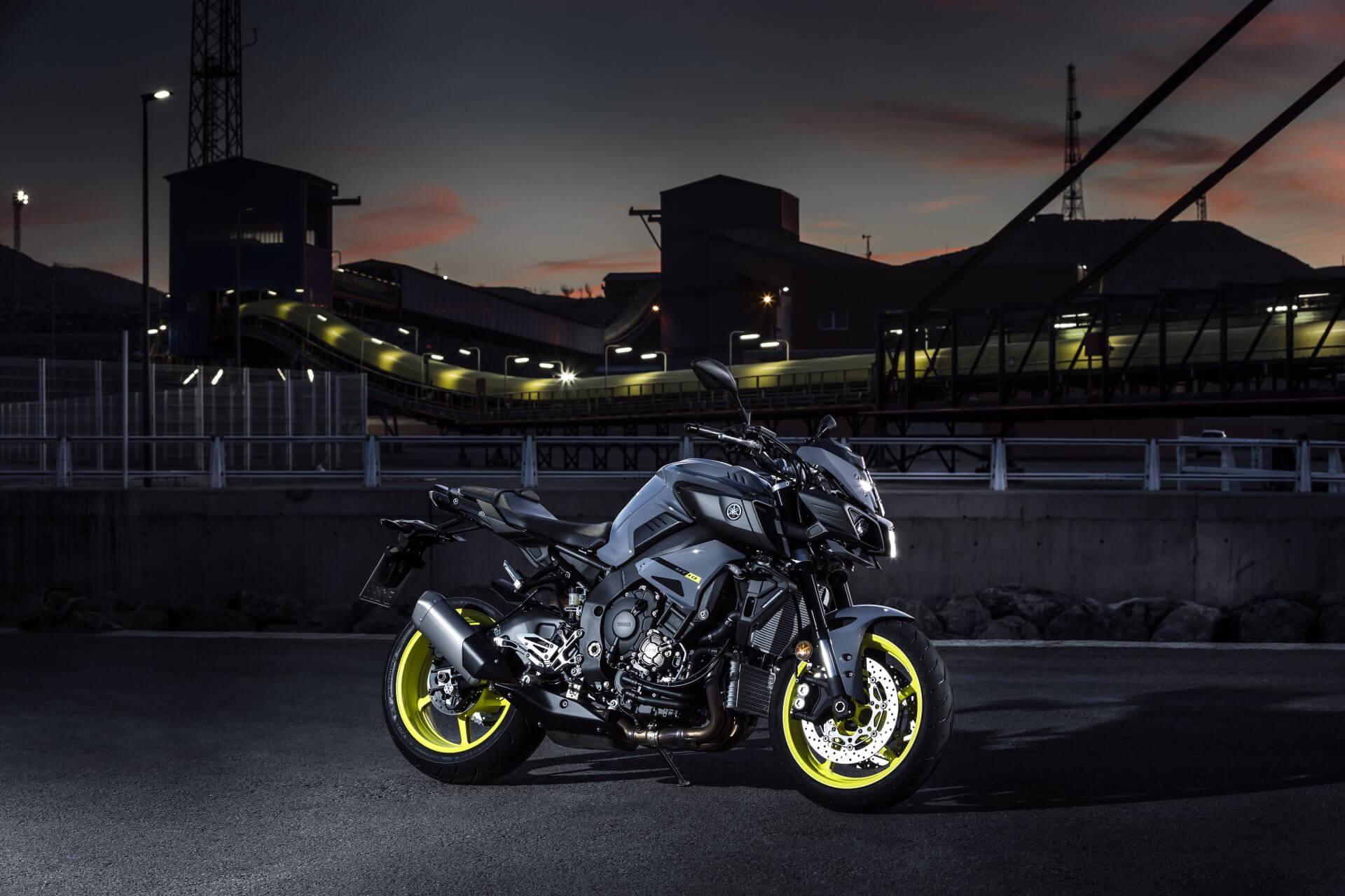 Yamaha YZF-R3A